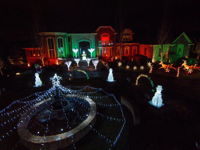 The Christmas Ranch.Hensley Homes Clients Share Holiday Joy At Christmas Ranch Ohio