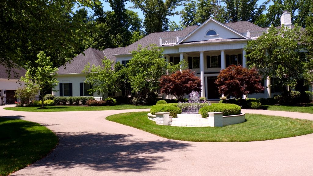 Custom Home Builders Cincinnati Luxury