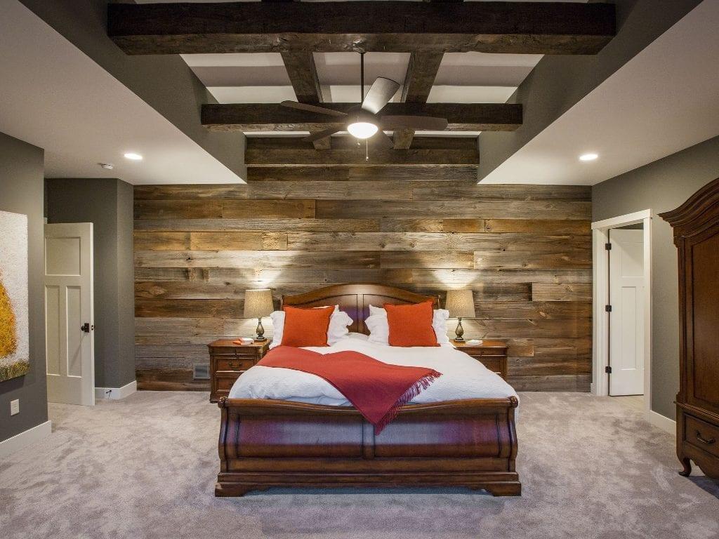 Lynnewood New Home Construction Cincinnati Master Bedroom