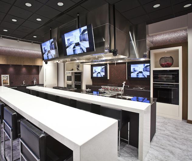 tisdel showroom for luxury appliances Cincinnati