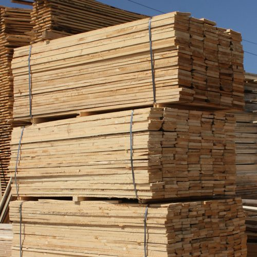 LEED article lumber