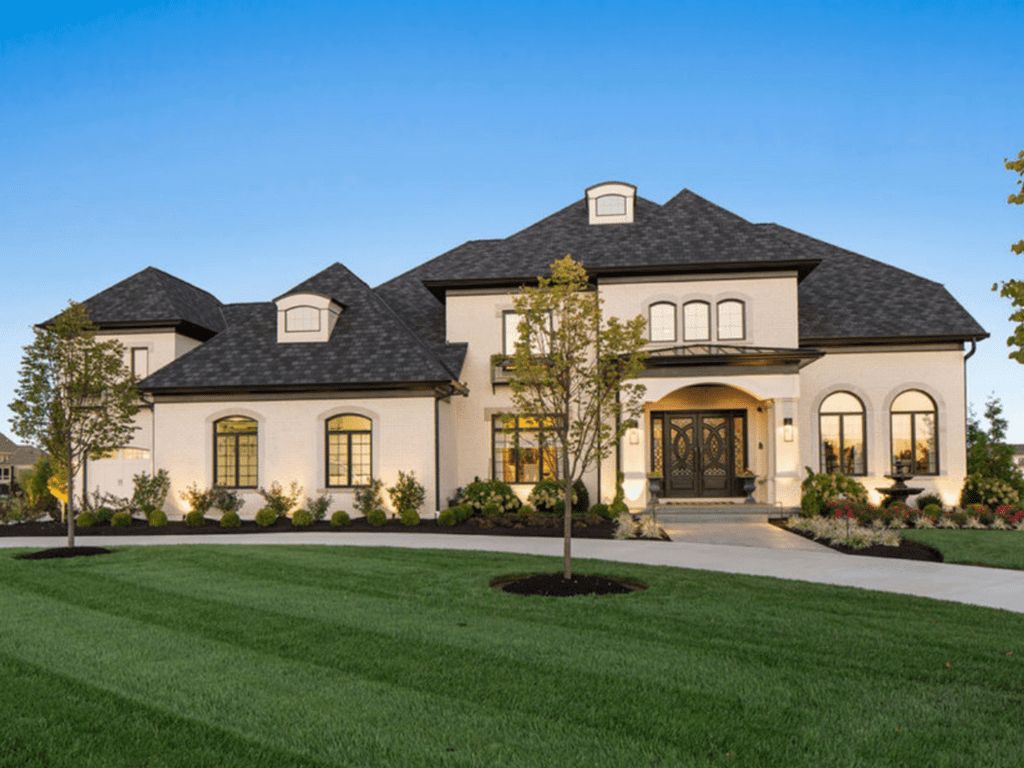 South Shore Cincinnati Custom Home by Hensley Custom Building Group