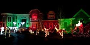 Cincinnati Christmas Lights Display