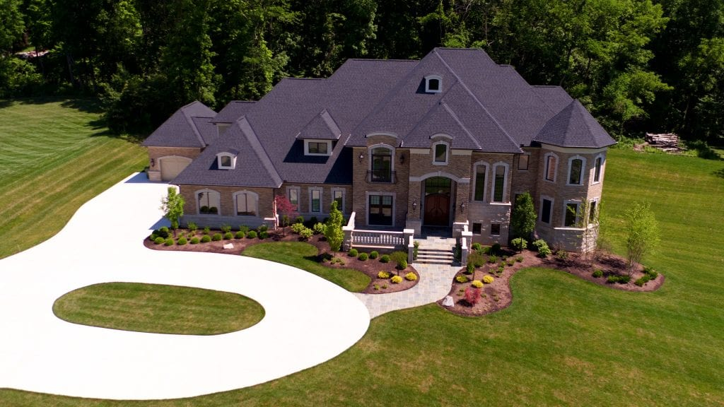 Homes with Wow Factor Indian Hill Custom Homes Cincinnati