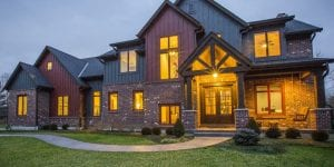 lynnewood exterior estate home Cincinnati