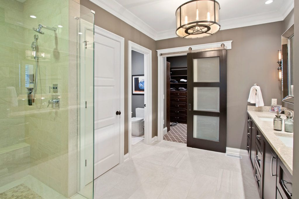 bathroom for aging in place