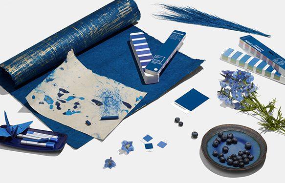 Pantone color for custom home design