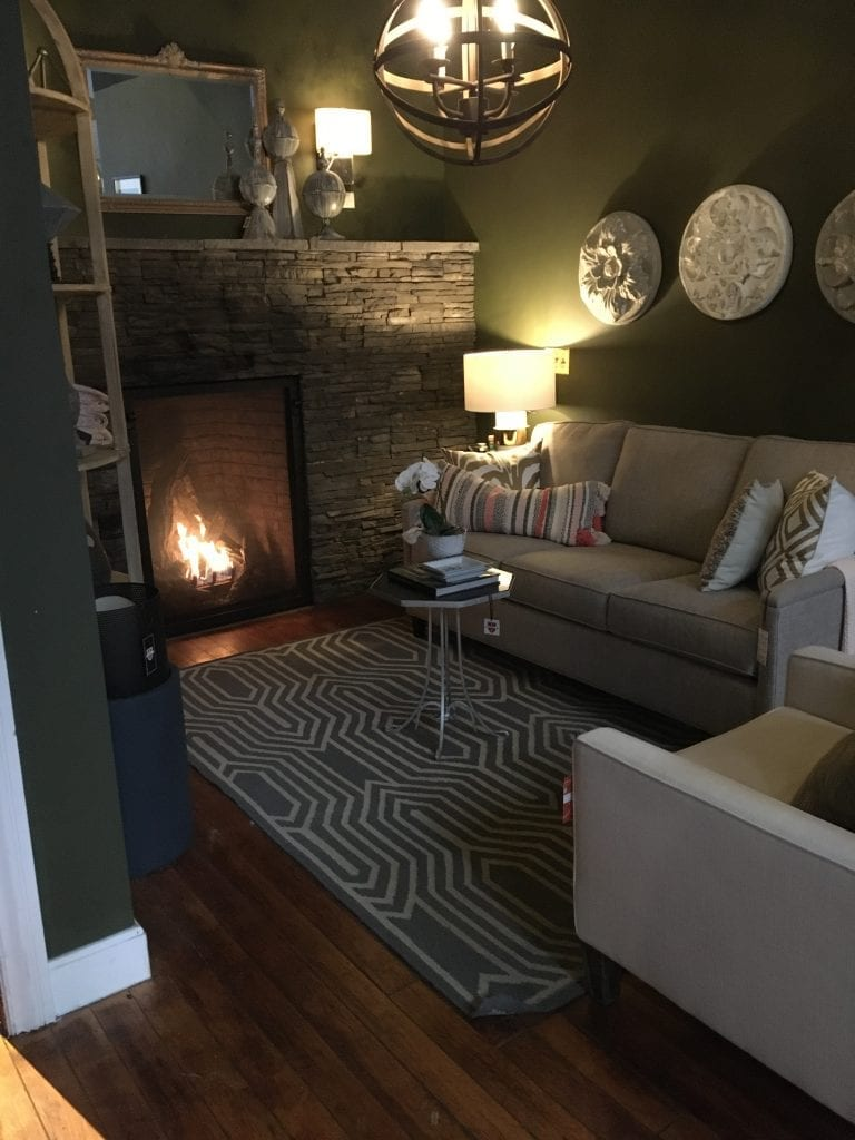 Bromwells for custom home fireplaces design