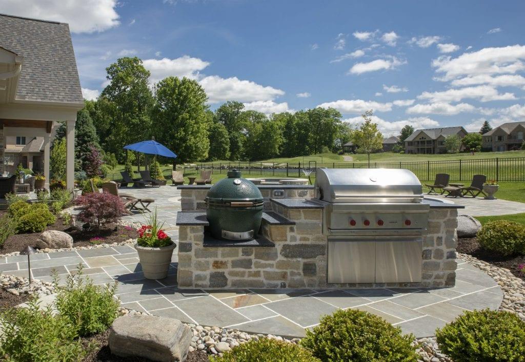 Outdoor bar ideas outdoor kitchen