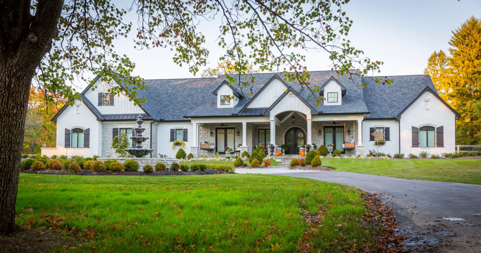 Indian Hill luxury custom home by Hensley Custom Building Group