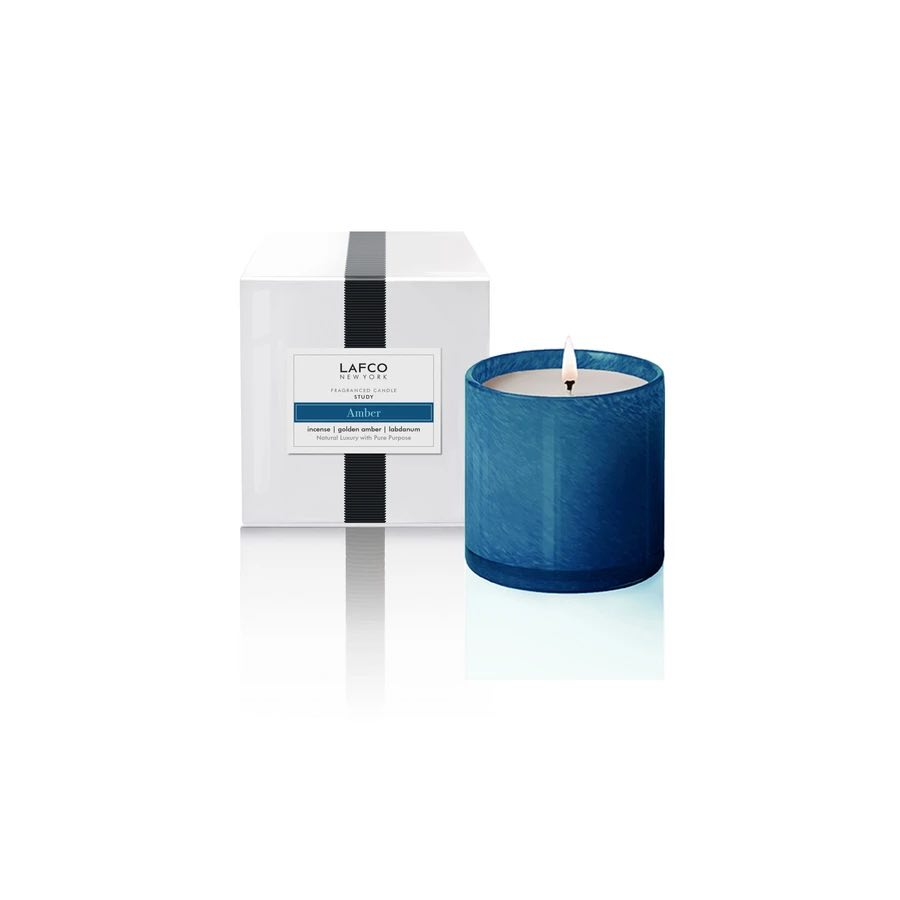 Lafco Amber candle from Camargo Trading Company