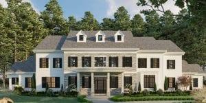 Markin Farm home rendering