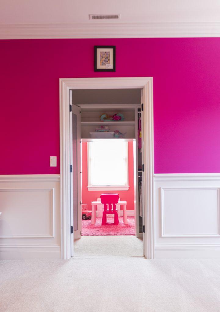 Custom Kids Bedroom Secret Playroom