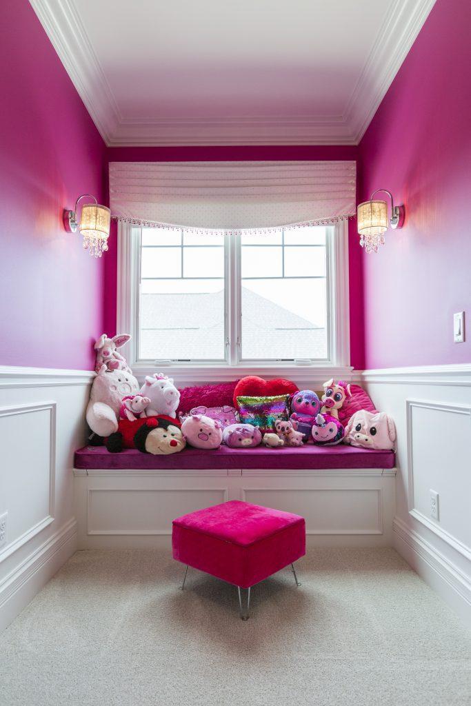 Custom Kids Bedrooms Storage
