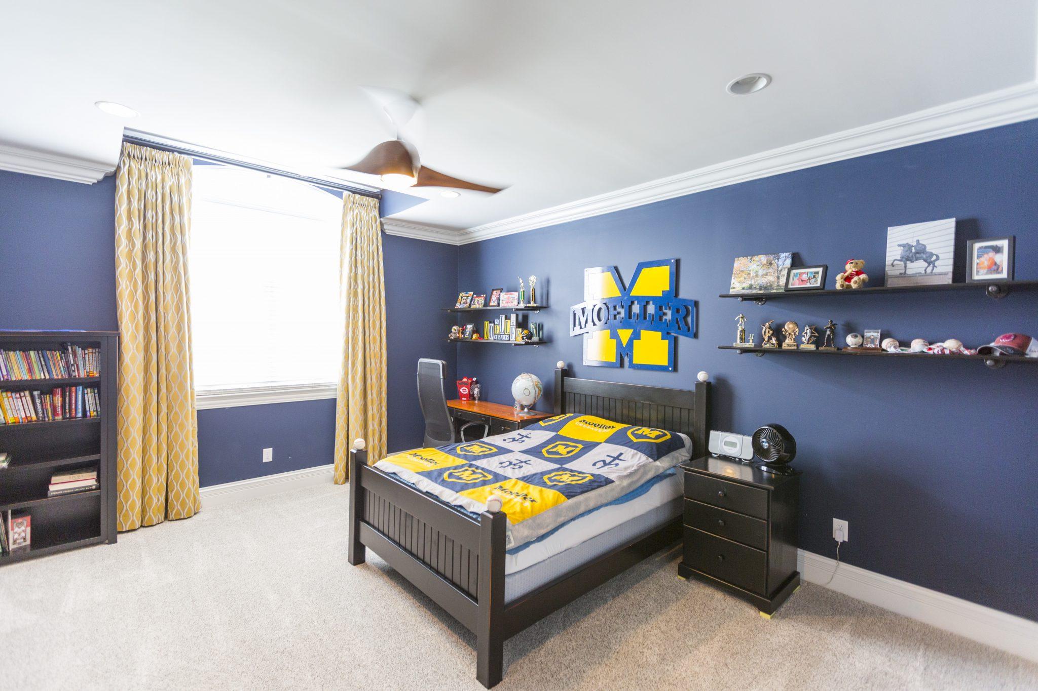 Custom Moeller Bedroom